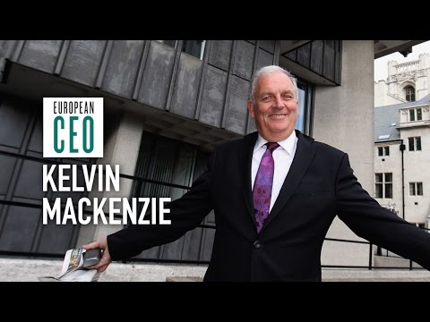 "Kelvin MacKenzie on Murdoch, Charlie Hebdo, The Sun and the ""big fierce debate"""