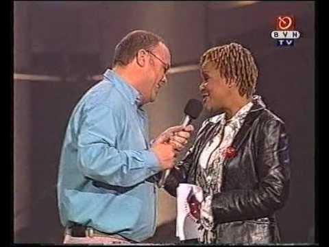 NSF 2001: Paul de Leeuw & Ruth Jacott - Blijf Bij Mij (before jury results)