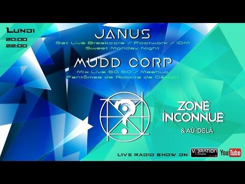 JANUS [Set Live IDM \\ Breakcore] MUDD CORP [Mix Live 50/50 \\ Mashup] /|\ Live Radio Show