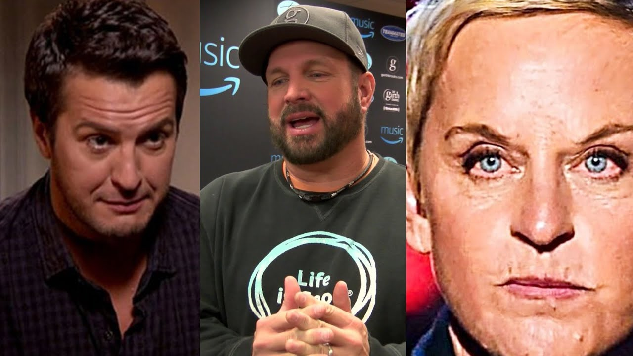 Luke Bryan Reacts To Garth Brooks Controversy, Is Ellen DeGeneres Really A MONSTER?! Taylor Swift