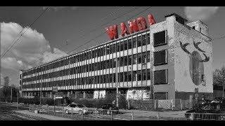 """Opuszczony zakład dziewiarski """"WANDA"""" - Stalkerzy Sosnowiec"""