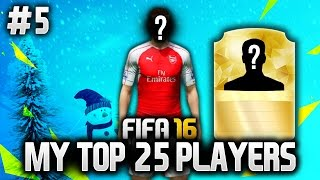 fifa 16 my top 25 players 5 wizard of oz