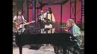 "Hothouse Flowers, ""Don't Go,"" on Letterman, February 28, 1989"
