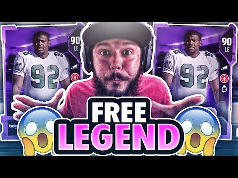 HOW TO GET FREE LEGENDS EVERY WEEK IN MADDEN 18 ( NOT CLICKBAIT )