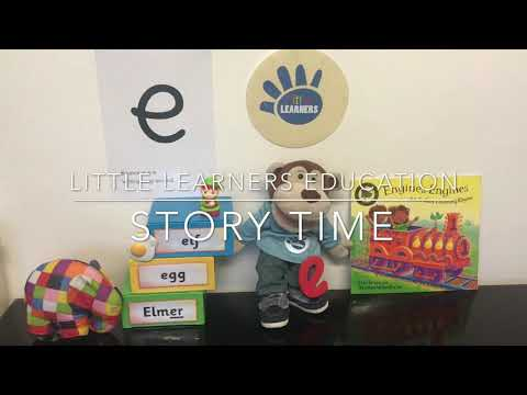 Little Learners Education- Story Time- Engines, Engines - An Indian Counting Rhyme 🚂