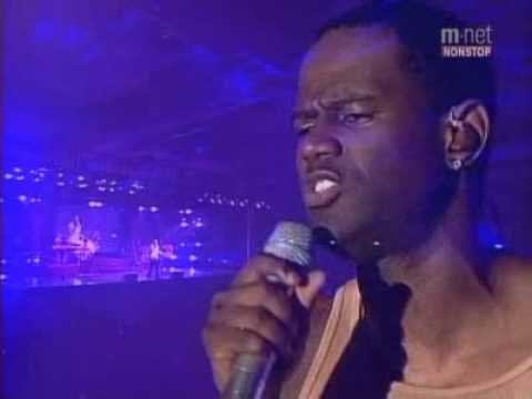 Brian Mcknight - One Last Cry(live)