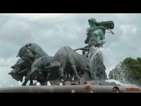Denmark, Copenhagen, Langelinie Park & The Little Mermaid -part 48-Travel,calatorii,vlog