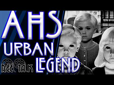 AHS Season 10 Theme REAVLED?!? Urban Legends Theme For Season 10 Of American Horror Story??