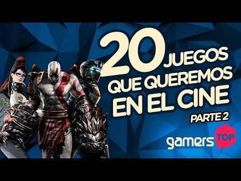 Gamers Top: 20 juegos que queremos en el cine (parte 2)