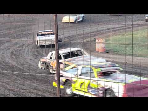Hobby stock heat Salina Speedway 7.26