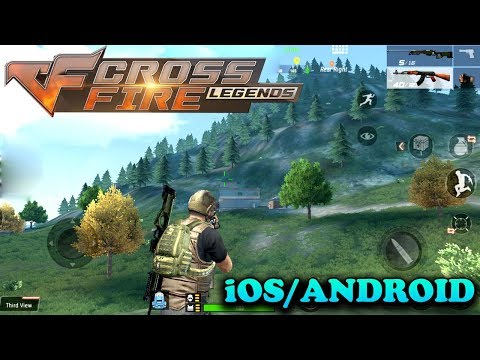 CrossFire Legends - Android / iOS Gameplay ( ULTRA GRAPHICS )