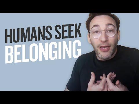 Why We Form Tribes   Simon Sinek