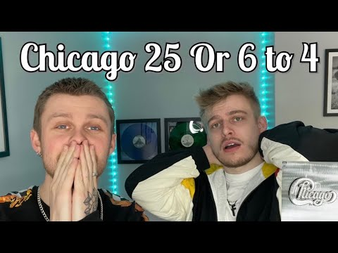 Download Chicago - 25 or 6 to 4 | *Stop what you're doing and listen to this* | First Time Reacting