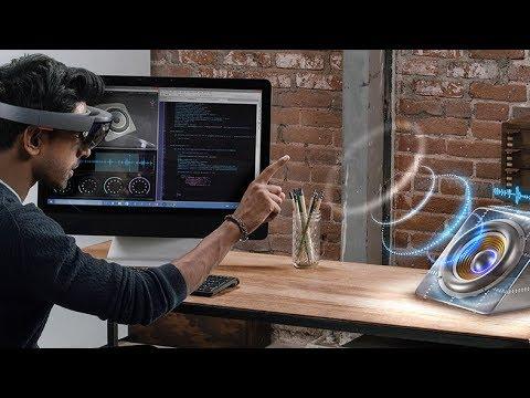 5 High Tech Gift Ideas For Men 2017-2018   AR Smart Glasses