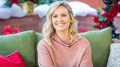 Emilie Ullerup visits - Home & Family