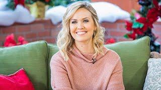 Emilie Ullerup visits - Home & Family