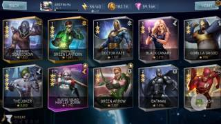 INJUSTICE 2 Android Games Chest opening 2017