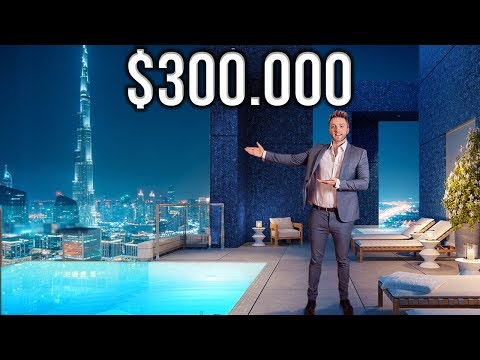 Dubai Apartment Tour: $999/Month   Living CHEAP in Dubai