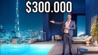 Dubai Apartment Tour: $999/month | Living Cheap In Dubai