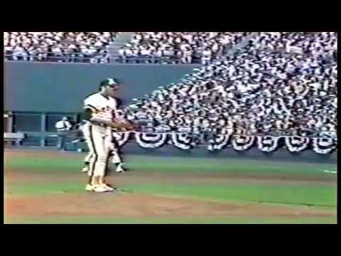 1984 NLCS game 4 Chicago Cubs at San Diego Padres  PART 1
