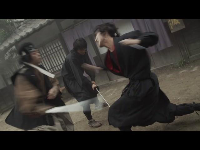 寛 一 郎と結木滉星が対峙!『下忍 赤い影』予告編