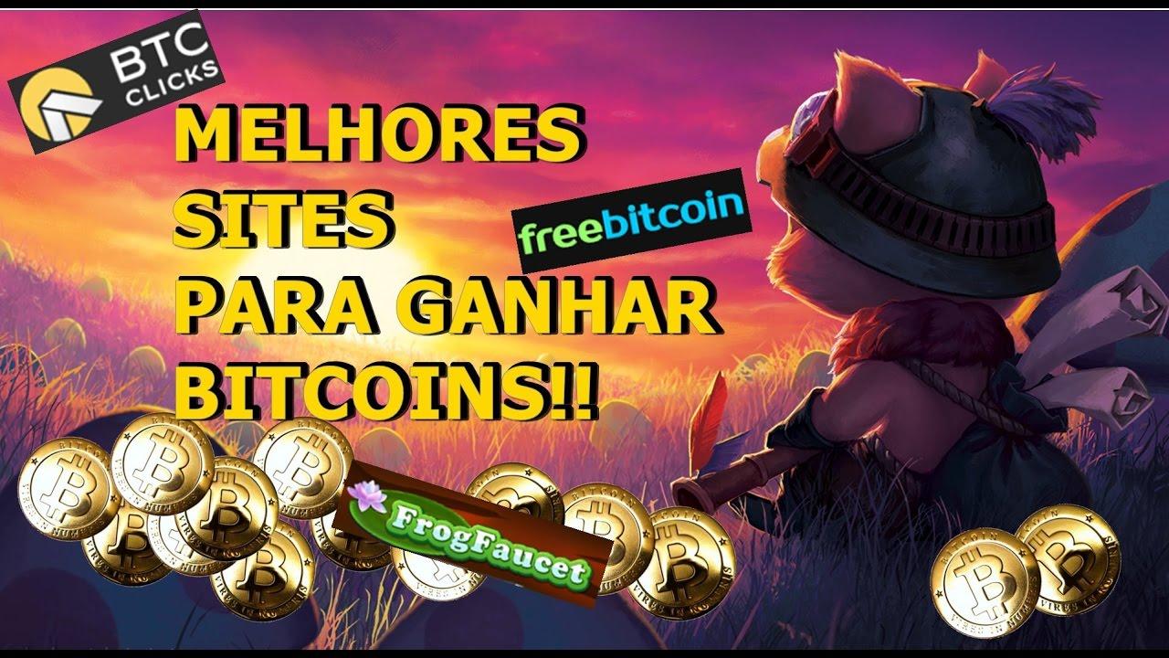 Sites para ganhar bitcoins worth spread betting financial transaction tax proposal