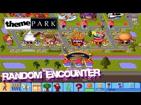Theme Park - Random Encounter