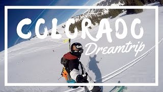 Skiing in Colorado - | Colorado Skiing: Vail Keystone & Copper Mountain | GoPro Hero 4