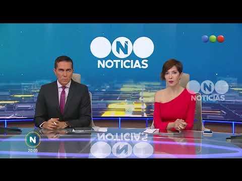 Robo a un supermercado chino en Burzaco - Telefe Noticias