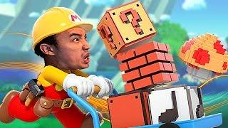 LE MEILLEUR PIÈGE QUE J'AI VU DE TOUTE MA VIE   Super Mario Maker FR