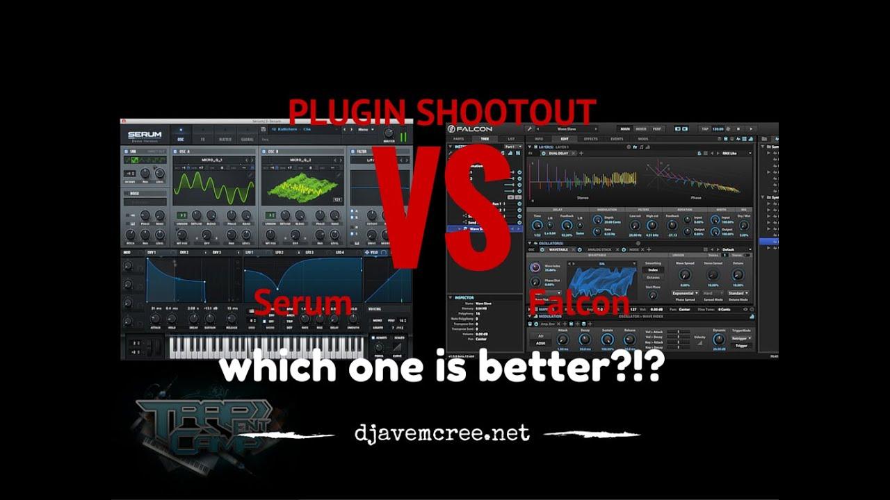 UVI Falcon vs  Xfer Serum VST(which is better?!?)