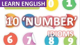 10 Common English Idioms With 'Numbers'