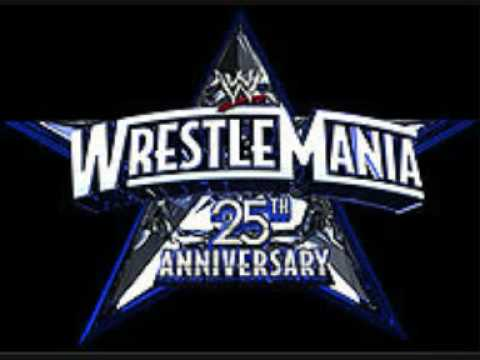 Wrestlemania 25 theme War Machine AC/DC