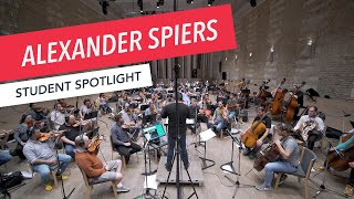 Budapest Scoring Orchestra | 'A Hero's Welcome' | Berklee Online | Alex Spiers | Film Scoring