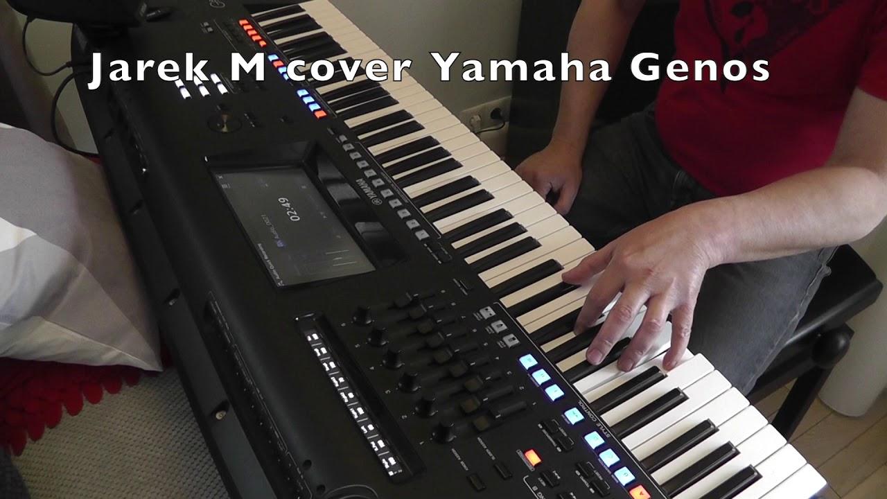 Download Monaco 2020 / cover Yamaha Genos / Jarek M
