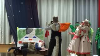 Театралный фестиваль - ИВАШКА ИЗ ДВОРЦА ПИОНЕРОВ - 6В