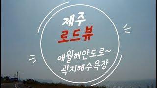 제주로드뷰-애월해안도로~곽지해수욕장 드라이브
