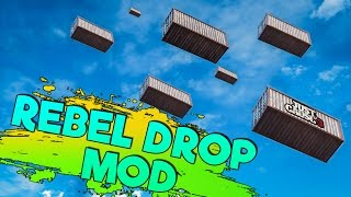 Just Cause 3: Rebel Drop Mod - How to Install (50+ VEHICLES / 3+ WEAPONS)