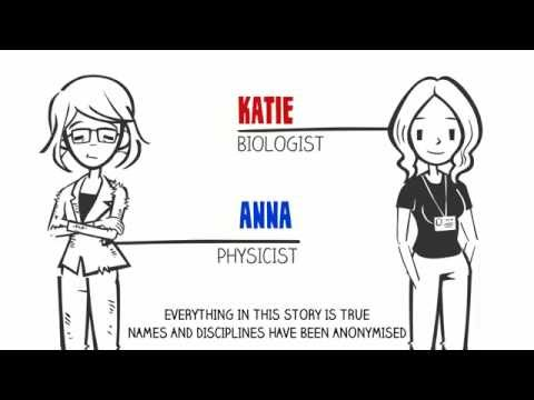 A Tale of Two Women and Their Careers in Science
