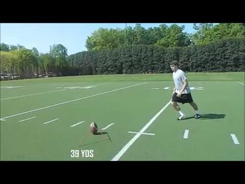 Will Johnson | Private Training | Coach Jackson | Kicker Punter