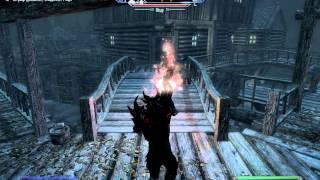 Как ввести код  бессмертия или неуязвимости в Skyrim.