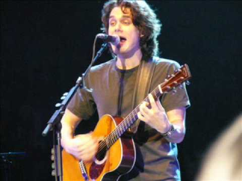 John Mayer - St Patricks Day. On His Own Nokia Theatre
