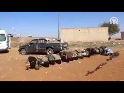 FSA advances agnst ISIL taking Dabiq, Souran & other towns in rural Aleppo province