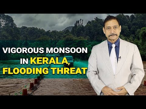 Vigorous Monsoon In Kerala, Heavy Rains Likely Till July 22 | Skymet Weather