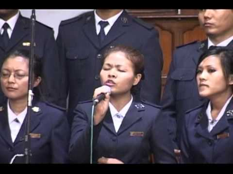 Central South Division Songster- Zion Khawpui Tualnuam @Temple Corps