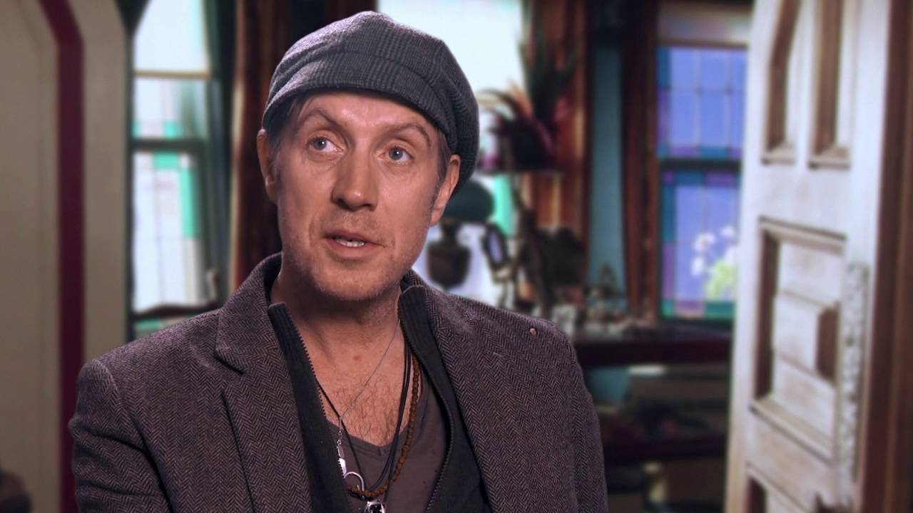 Alice Through The Looking Glass Rhys Ifans