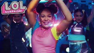 LOL Surprise!   Pop Up Dance Party!