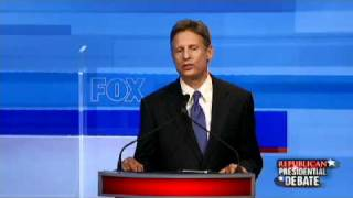 How Far Would Gary Johnson Go in Legalizing Drugs?