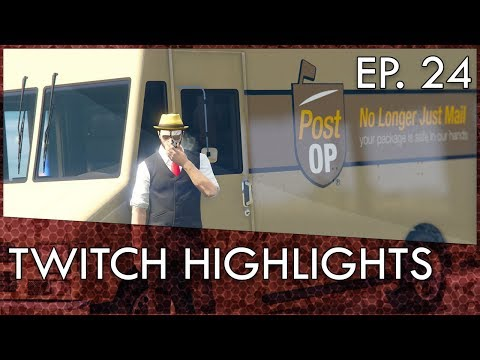 Gtamen Twitch Highlights Ep. 24: The Adventures of Postman Pat and Crew