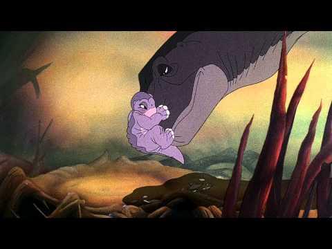 Le petit dinosaure et la vall e des merveilles bande annonce vf youtube - Petit pieds dinosaure ...